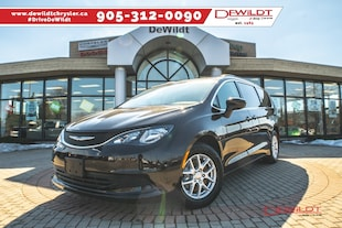 2017 Chrysler Pacifica LX | BLUETOOTH | BACKUP CAM | FULL STOW 'N' GO