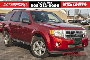2010 Ford Escape XLT | LEATHER | BRAND NEW TIRES |  SUV