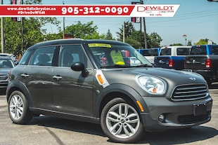 2011 MINI COOPER COUNTRYMAN | PANO ROOF | LEATHER | Hatchback
