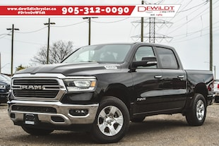 2019 Ram All-New 1500 BIG HORN | NAV | BACKUP CAM | BLUETOOTH | Crew Cab
