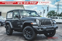 2020 Jeep Wrangler SPORT | A/C | BLUETOOTH | BACKUP CAMERA | 2 DOOR WRANGLER