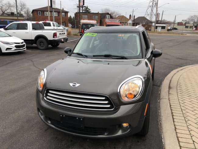 Used 2011 Mini Cooper Countryman For Sale At Dewildt Chrysler Dodge