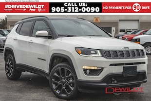 2020 Jeep Compass HIGH ALTITUDE   PARK ASSIST   ADVANCED SAFETY GRP  SUV