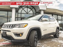 2018 Jeep Compass Limited Short Term Lease Return SUV