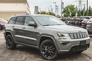 2020 Jeep Grand Cherokee Altitude | Sunroof | Premium Lighting Grp SUV