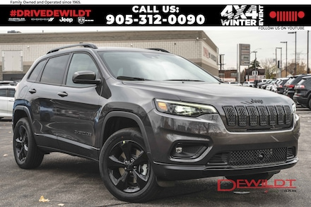 2021 Jeep Cherokee ALTITUDE | TOW PKG | SAFETY GRP | SUN & SOUND | 4x4