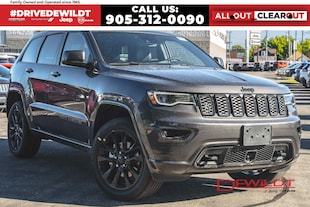 2020 Jeep Grand Cherokee ALTITUDE | ALPINE | SUNROOF | PROTECH | SUV