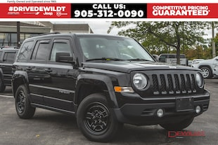 2014 Jeep Patriot NORTH 4X4 | BLUETOOTH | BLACK WHEEL PKG | SUV