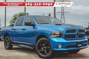 2019 Ram 1500 Classic Express Hydro Blue | LIMITED EDITION | Crew Cab