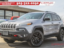 2018 Jeep Cherokee TRAILHAWK ELITE | PANO ROOF | NAV | SAFETYTEC GRP VUS
