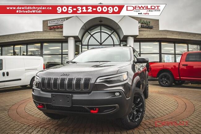 2019 Jeep Cherokee TRAILHAWK ELITE | PANO ROOF | NAV | SAFETYTEC GRP SUV
