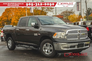 2017 Ram 1500 SXT | LOW KM'S | RUNNING BOARDS | Truck Crew Cab