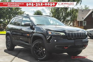 2019 Jeep Cherokee Trailhawk Elite | PANO ROOF | SAFETY TEC GRP SUV