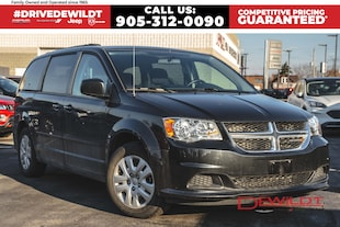 2017 Dodge Grand Caravan SXT | FULL STOW N GO | FULL STOW 'N' GO