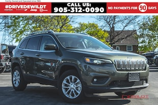 2019 Jeep Cherokee NORTH | PANO ROOF | COLD WEATHER | TOW PKG SUV
