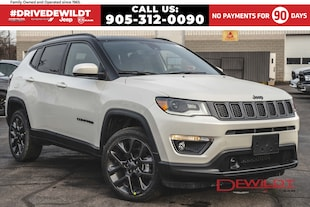 2020 Jeep Compass HIGH ALTITUDE   PANO ROOF   ADVANCED SAFETY   SUV