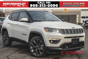 2020 Jeep Compass HIGH ALTITUDE | PANO ROOF | ADVANCED SAFETY | SUV