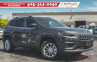 2019 Jeep Cherokee NORTH | COLD WEATHER GROUP | TOW PKG SUV