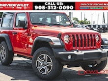 2020 Jeep Wrangler Sport S | HARD TOP | REMOTE START | 2 DOOR WRANGLER