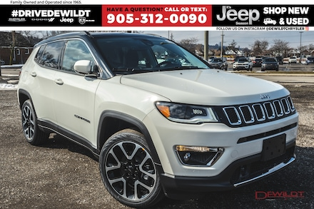 2021 Jeep Compass Limited | Elite Grp | Advanced Safety | SUV
