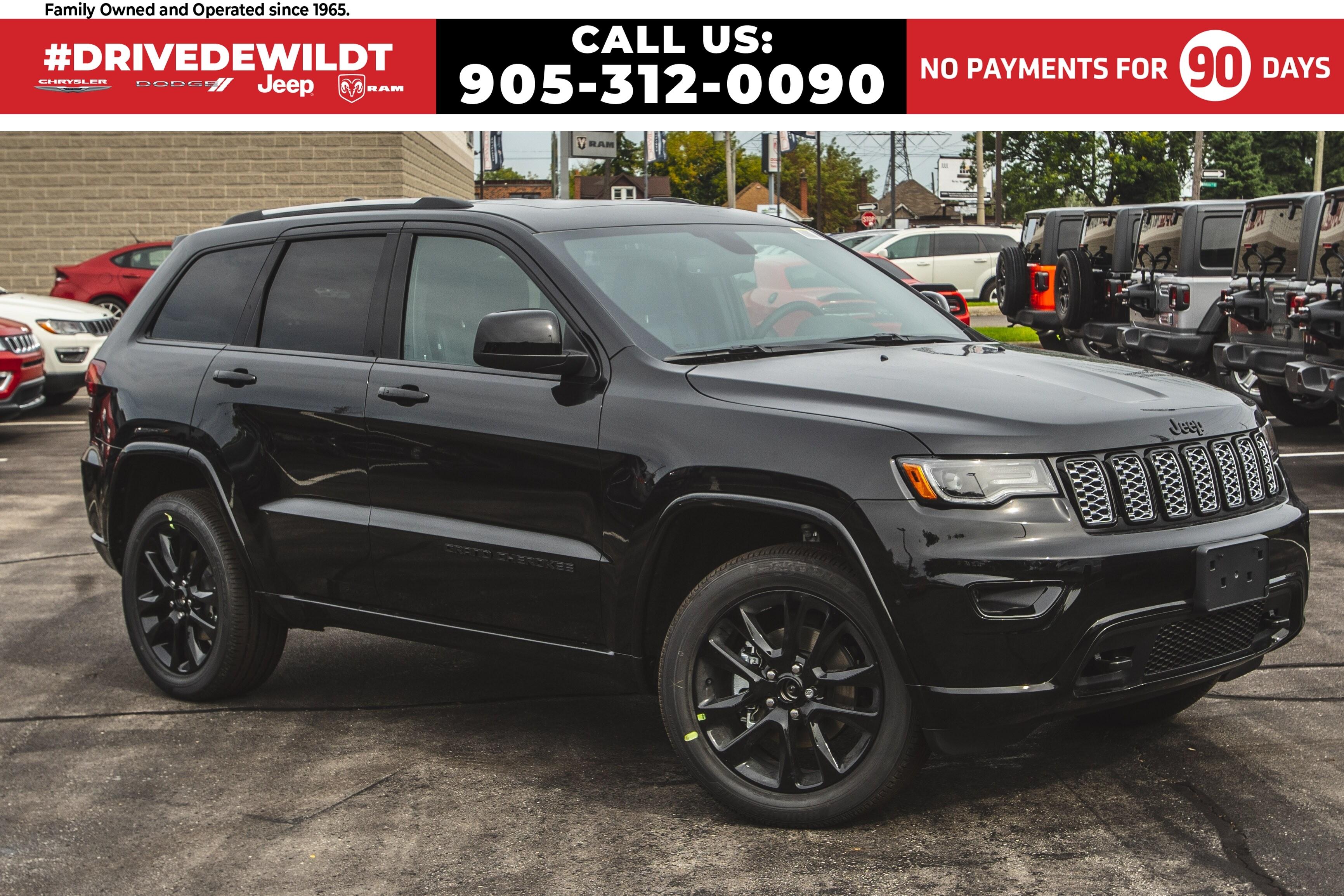 2020 Jeep Grand Cherokee ALTITUDE | SUNROOF | TOW PKG | SUV
