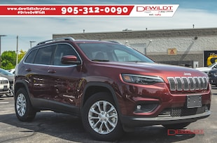 2019 Jeep Cherokee NORTH | PANO ROOF | COLD WEATHER GROUP SUV