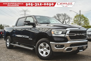 2019 Ram All-New 1500 BIG HORN | NAV | BACKUP CAM | REMOTE START | Crew Cab