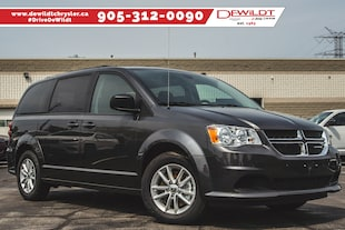 2019 Dodge Grand Caravan SXT PLUS | BLUETOOTH | DVD | CLIMATE GROUP FULL STOW 'N' GO