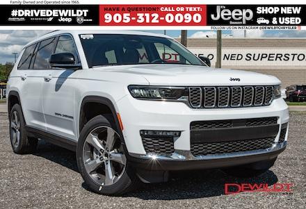 2021 Jeep All-New Grand Cherokee L Limited   Luxury Tech Grp II   SUV