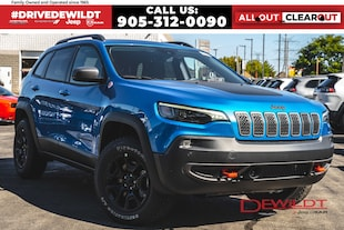 2020 Jeep Cherokee TRAILHAWK ELITE | PANO ROOF | TOW PKG | SUV