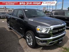 2019 Ram All-New 1500 BIG HORN | NAV | BACKUP CAM | BUCKETS | 20-IN WHEE Crew Cab