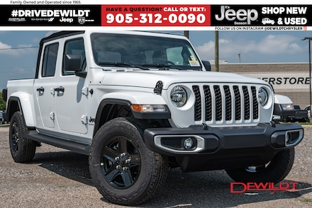 2021 Jeep Gladiator Sport S   Max Tow   Nav   Cold Weather    4x4 Crew Cab