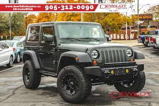2010 Jeep Wrangler SPORT   ONE OWNER   BOUGHT AND SERVICED HERE   2 DOOR WRANGLER