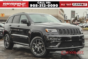 2020 Jeep Grand Cherokee LIMITED X | | FINANCE AT NEW CAR RATES UP TO 96 MO | SUV
