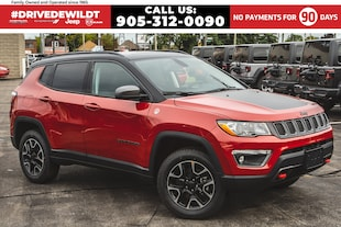 2020 Jeep Compass TRAILHAWK   PANO ROOF   LEATHER GRP   SUV