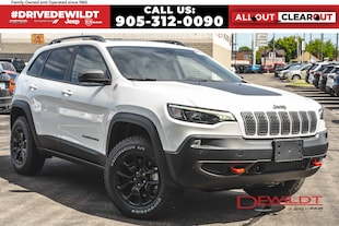 2020 Jeep Cherokee TRAILHAWK ELITE | PANO ROOF | SAFETYTEC GRP | SUV