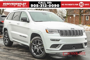 2020 Jeep Grand Cherokee LIMITED X | LEATHER | NAV | PANO ROOF | TOW PKG | SUV