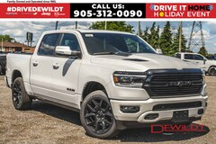 2020 Ram 1500 SPORT NIGHT EDITION | PANO ROOF | AIR RIDE Crew Cab