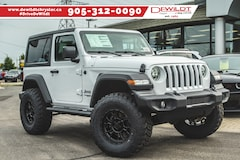2020 Jeep Wrangler SPORT S | UPGRADED WHEEL & TIRE PKG | 2 DOOR WRANGLER