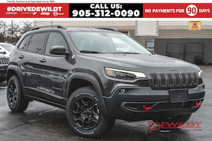 2020 Jeep Cherokee TRAILHAWK | SAFETYTEC | PANO ROOF | NAV | SUV