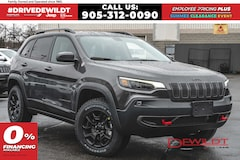 2020 Jeep Cherokee TRAILHAWK   SAFETYTEC   PANO ROOF   NAV   SUV