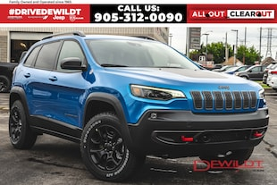 2020 Jeep Cherokee TRAILHAWK ELITE | PANO ROOF | NAV | ALPINE SOUND | SUV