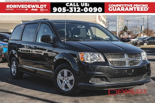 2012 Dodge Grand Caravan SXT | NAV | BACKUP CAM | BLUETOOTH |  FULL STOW 'N' GO