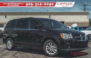 2019 Dodge Grand Caravan SXT PREMIUM PLUS | BLUETOOTH | DVD | NAV | FULL STOW 'N' GO