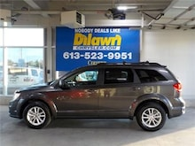 2016 Dodge Journey SXT 7 Passenger VUS