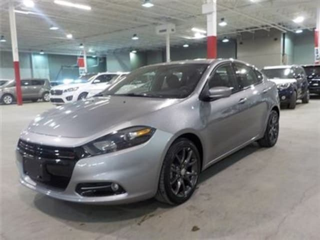 Used 2015 Dodge Dart SXT Rallye For Sale at Dilawri Chrysler