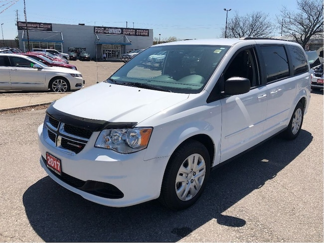 2017 Dodge Grand Caravan SXT, Power Windows, Hands Free Minivan