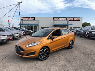 2016 Ford Fiesta SE Sedan   Heated Seats   Bluetooth Sedan