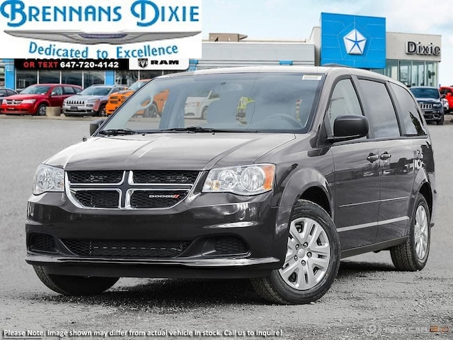 Used 2018 Dodge Grand Caravan For Sale Toronto Brampton On
