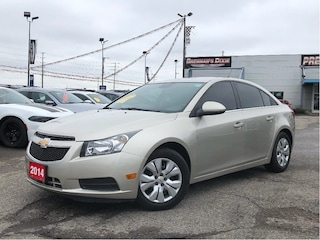 2014 Chevrolet Cruze LT 1.4L Turbo   Bluetooth Sedan